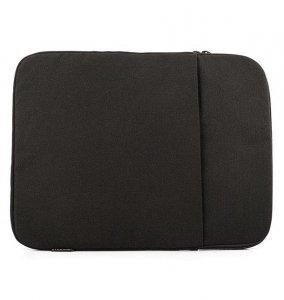 Logic Concept PLUSH torba na notebooka 39,6 cm (15.6) Futerał Czarny