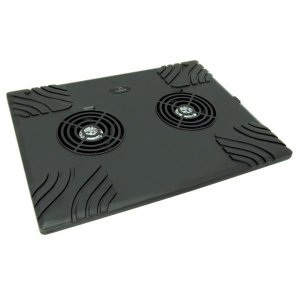 Podstawka chłodząca pod notebook TITANUM TA102 (15.x cala; 2 wentylatory)