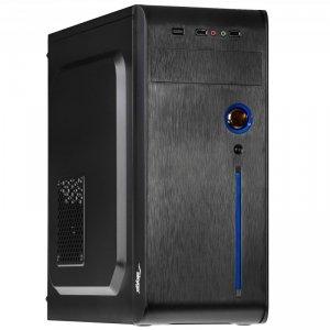 Akyga AK939BL zabezpieczenia & uchwyty komputerów Midi Tower Czarny