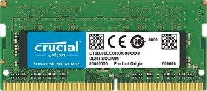 CRUCIAL SOODIMM DDR4 4GB 2666MHz CL19