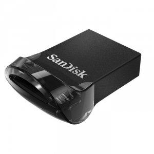 Pendrive SanDisk Ultra Fit SDCZ430-032G-G46 (32GB; USB 3.1; kolor czarny)