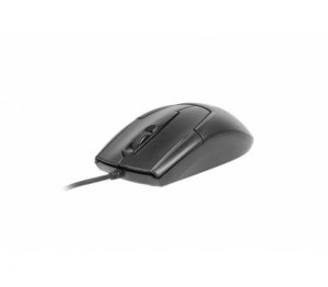 Mysz A4 TECH V-track A4TMYS43986 (laserowa; 1000 DPI; kolor czarny)