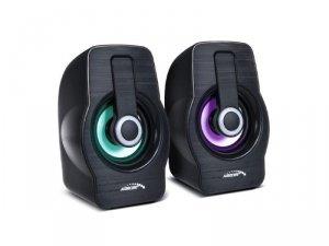 Audiocore AC855 B 2-drożny 3 W Czarny Przewodowy