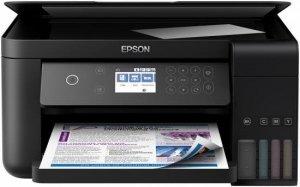 Urządzenie wielofunkcyjne Epson L6160 C11CG21402 (atramentowe kolor; A4)