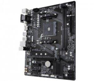 Płyta główna Gigabyte GA-A320M-S2H (AM4; 2x DDR4 DIMM; Micro ATX)