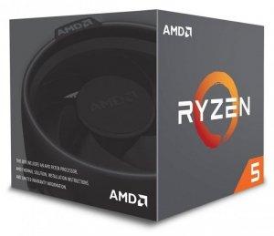 Procesor AMD Ryzen 5 2600 YD2600BBAFBOX (3400 MHz (min); 3900 MHz (max); AM4; BOX)
