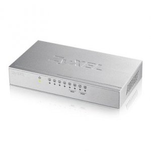 Switch ZyXEL GS-108BV3-EU0101F (8x 10/100/1000Mbps)