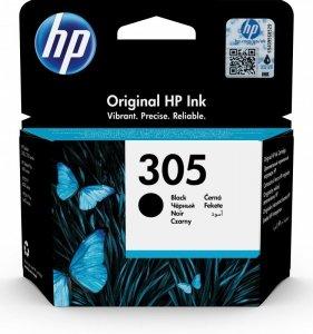 Tusz HP czarny HP 305, HP305=3YM61AE, 120 str.