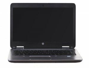 HP ProBook 640 G2 i5-6200U 8GB 500GB DVDRW 14 FHD(dotyk)  Win10pro + zasilacz UŻYWANY