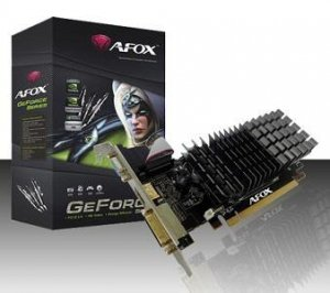 AFOX GEFORCE GT210 1GB DDR2 LOW PROFILE AF210-1024D2LG2