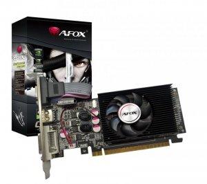 AFOX GEFORCE GT610 1GB DDR3 DVI HDMI VGA LP FAN L5 AF610-1024D3L5