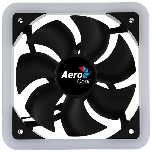 Aerocool Edge 14 Obudowa komputera Chlodnica/wentylator 14 cm Czarny