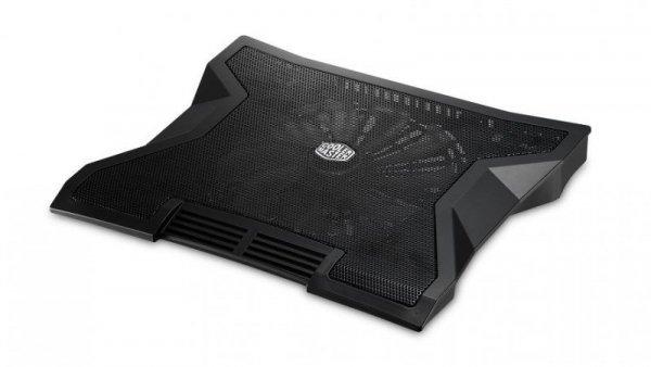 "Cooler Master NotePal XL podkładka chłodząca do notebooków 43,2 cm (17"") 1000 RPM Czarny"