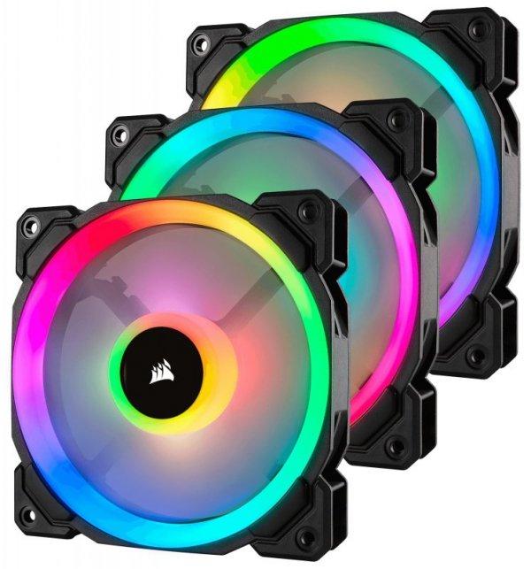 Corsair LL120 RGB Obudowa komputera Wentylator 12 cm