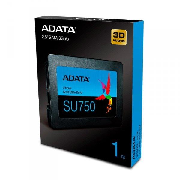 ADATA DYSK SSD Ultimate SU750 256GB 2.5'' S3