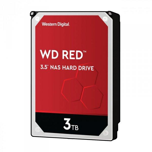 """Dysk HDD WD Red WD30EFAX (3 TB ; 3.5""""; 256 MB; 5400 obr/min; SMR)"""
