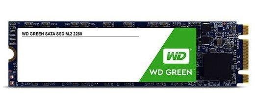 Dysk SSD WD Green WDS240G2G0B (240 GB ; M.2; SATA III)