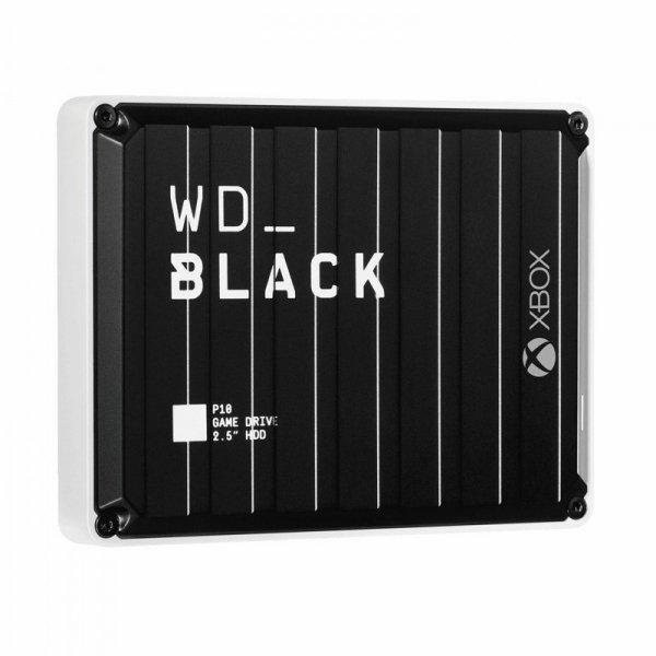 """Dysk zewnętrzny HDD WD Black P10 WDBA5G0050BBK-WESN (5 TB; 2.5""""; USB 3.1; kolor biały)"""