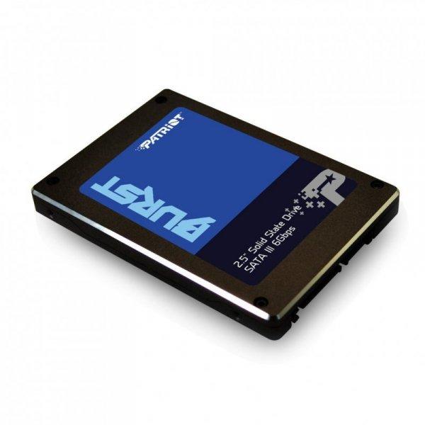 """Patriot Memory BURST 2.5"""" 2.5"""" 120 GB Serial ATA III"""