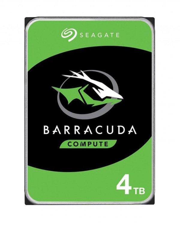 """Seagate Barracuda ST4000DM004 dysk twardy 3.5"""" 4000 GB Serial ATA III"""