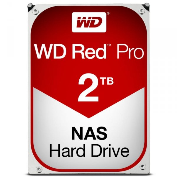 "Western Digital Red Pro 3.5"" 2000 GB Serial ATA III"