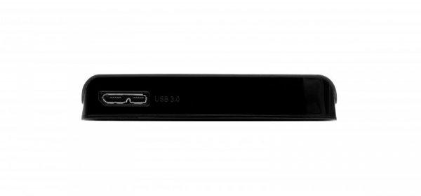 """Dysk zewnętrzny Verbatim 53177 (2 TB; 2.5""""; USB 3.0; 5400 obr/min; kolor czarny)"""