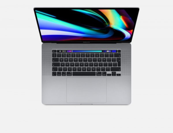 "MacBook Pro with Touch Bar i9-9880H 16""IPS Retina 16GB SSD1TB Radeon Pro 5500M_4GB Space Grey 1Y"