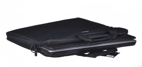 "Torba na laptopa IBOX TN6020 15,6"" ITN6020 (15,6""; kolor czarny)"