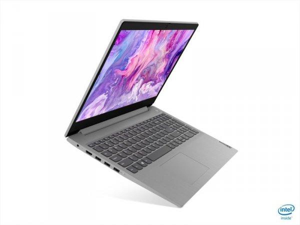 """IdeaPad 3 15IIL05 i3-1005G1 15,6""""/4/SSD256/UHD/W10S Mode"""