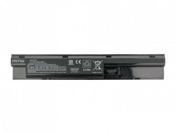 Bateria do laptopa MITSU BC/HP-450G1 (48 Wh; do laptopów HP)
