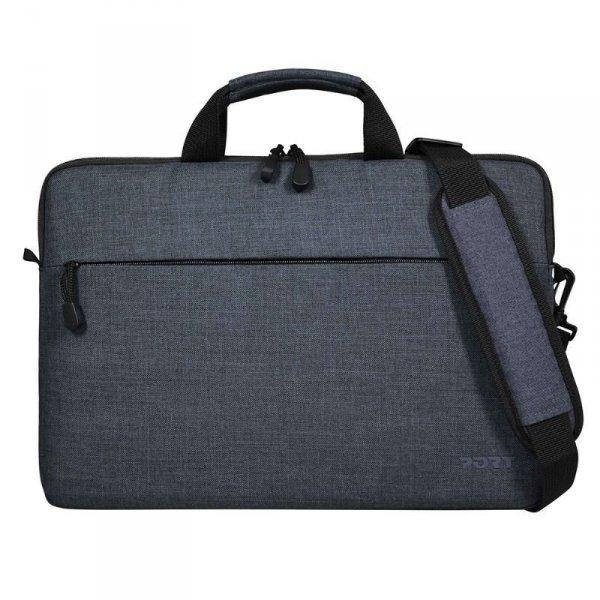 "Torba na laptopa PORT DESIGNS Belize 110201 (Top Load; 13,3""; kolor szary)"