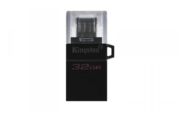 KINGSTON FLASH 32GB DataTraveler MicroDuo 3 Gen2 + microUSB (Android/OTG)