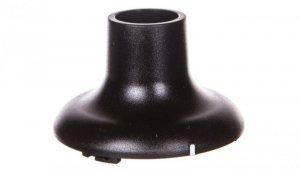 Podstawka do modułów świetlno/dźwiękowych plastikowa czarna 8LB6BP07