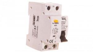Wyłącznik różnicowo-nadprądowy 2P B 16A 0,03A typ AC KRO6-2/B16/30 23210