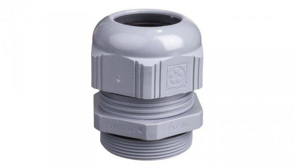 Dławnica kablowa poliamidowa PG36 IP68 SKINTOP ST 36 ciemnoszara 53015070