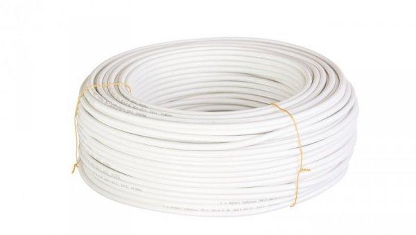 Przewód koncentryczny YWDXpek 75-1,05/4,8 Al biały /100m/