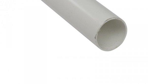 Rura elektroinstalacyjna sztywna gładka RL 22 (320 N) EKO biała 68016 /20 x 3m/