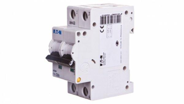 Wyłącznik nadprądowy 2P C 50A 6kA AC CLS6-C50/2-DP 270391