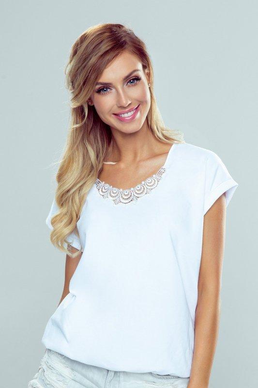 Bluzka Model Keli White - Eldar