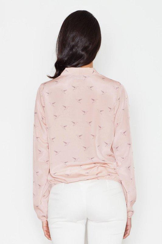 Bluzka Model 371 Pink - Figl