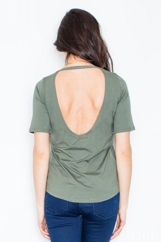 Bluzka M436 Green - Figl