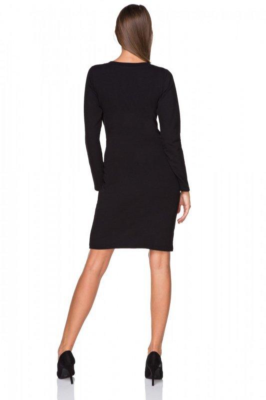 Sukienka Model T215/1 Black - Tessita