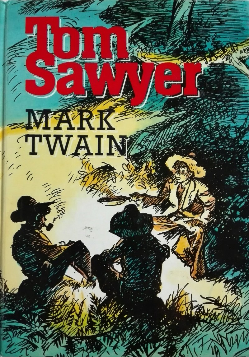 Tom Sawyer Mark Twain SPK