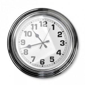 Zegar okrągły 50cm