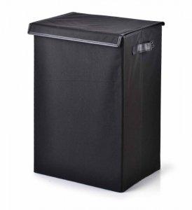 KADO BLACK Kosz na pranie prostokątny   30x41xh60cm