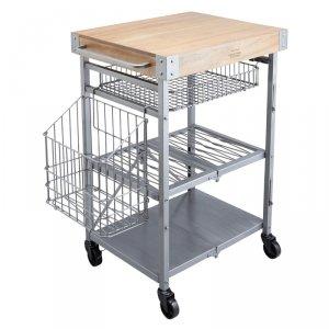 Wózek kuchenny - składany / Kitchen Craft
