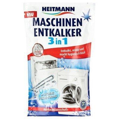 HEITMANN Odkamieniacz do pralek/zmyware k 175g