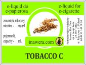 E-Liquid 10 ml - Tobacco C
