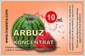 KONCENTRAT ARBUZ 10 ML