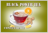 KONCENTRAT BLACK POWER TEA 10 ML - Inawera